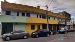 Apartamento com 1 dormitório para alugar, 40 m² por r$ 609/mês - monte castelo - fortaleza
