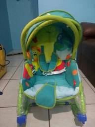 Cadeira de descanso músical