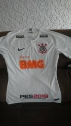 Camisa Nike Corinthians 2018/2019