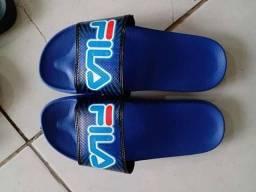Sandálias da fila
