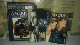 Vende-se livros praticamente novos