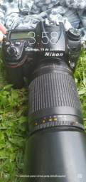 Estou doando câmera Nikon d7000