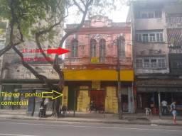 Alugo Ponto Comercial (restaurante) e 1º andar (8 salas) - próximo 13 Maio -Recife