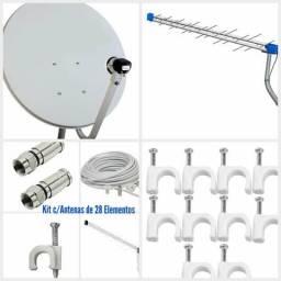 Serviços de Antenas a Partir De 50 Reais