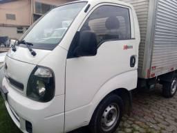 Kia bongo 2016 baú diesel
