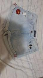 Shorts do Mickey