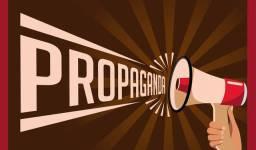 Propagandas( vinhetas ) para carro de som , TV e Rádio!!!!