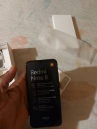 Redmi Note 8 Space Black