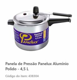 PANELA PRESSÃO PANELUX