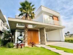 Sobrado 5 suítes condomínio ilhas resort, 330 m², aceita seu imóvel