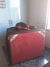 Bag de motoboy, bolsão