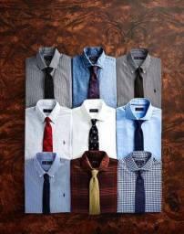 DIA DOS PAIS: Camisa+Gravata