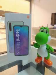Redmi Note 8 Lacrados e Novos!