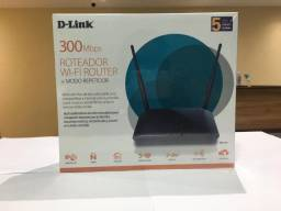 Roteador D-Link 300Mbps DIR-615