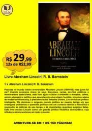 LIVRO ABRAHAM LINCOLN| R. B. BERNSTEIN