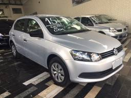 VW Gol 2015 completo + GNV