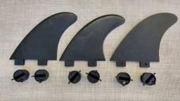 Quilhas Fcs M3 Jogo 3 Quilhas + 6 Copinhos Polipropileno