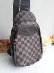 Bolsa unissex transversal (shoulder bag Louis Vuitton)