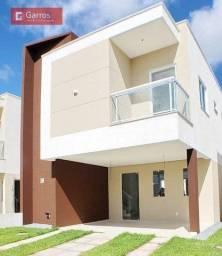 Casas De Condomínio Fechado No Araçagy Pronto Para Morar