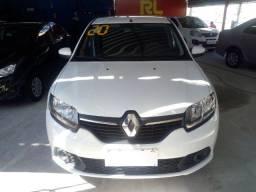Renault Sandero Exp 1.6 2020 Compl (midia nav) ent 48x 899,00 fixas no cdc