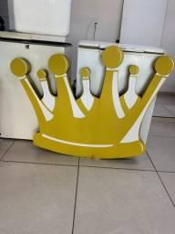 Coroa em acm