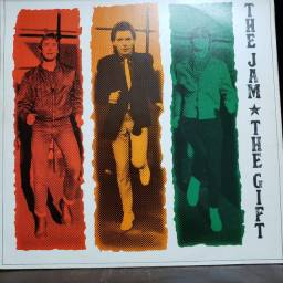 LP The Jam The Gift