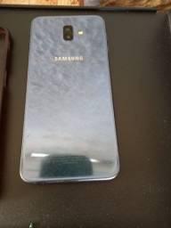 Samsung j6+ ainda na garantia