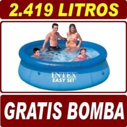 Piscina Intex Easy Set 2419L