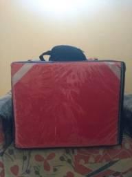 Bag de motoboy para entregas