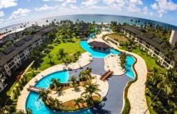 02 diárias para até 06 pessoas em flat totalmente equipado no Beach Class Resort