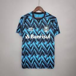 Camisa Grêmio I Treino I 2021