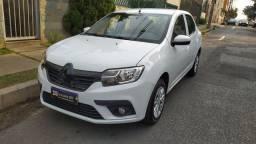Título do anúncio: Renault Logan Zen 1.0 - Baixa Km - Troca e Financia!!!