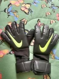 Luvas de goleiro profissional Nike grip 3