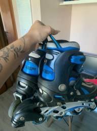 Roller Oxer Abec 7 bearing aluminium