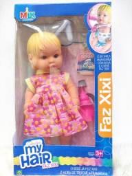 Título do anúncio: Boneca que faz Xixi