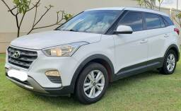 Creta Pulse 17/17 branca manual unico dono