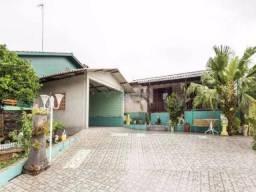 Casa à venda com 3 dormitórios em Travessão, Dois irmãos cod:1096