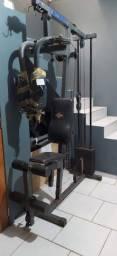 Estação de Musculação Kenkorp EMK 2710 - Aparelho de Academia