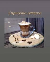 Capucciono ou café cremoso
