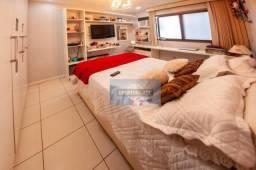 Cobertura com 4 dormitórios à venda, 264 m² por R$ 2.750.000,00 - Laranjeiras - Rio de Jan