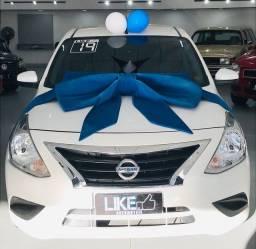 Nissan Versa FlexStarT 1.0 Completo 2018/2019