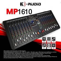 Mesa k áudio 16 canais