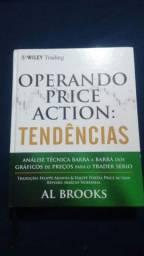 Livro Operando Price Action: Tendências em PORTUGUÊS