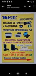 conserto assiste?ncia video games e controles