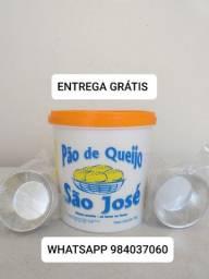 PÃO DE QUEIJO SÃO JOSÉ