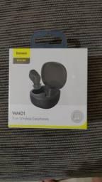 Fone de ouvido Baseus original - WM01