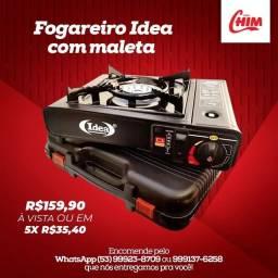Título do anúncio: Fogareiro Portátil Flex - Idea id6510b