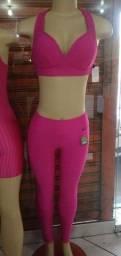 Conjunto Pink de Malhar