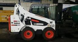 MINI CARREGADEIRA BOB CAT MODELO S570 ANO 2019