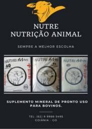 Sal Mineral 40 / 60 / 80 / 90 / 160 e Proteinado